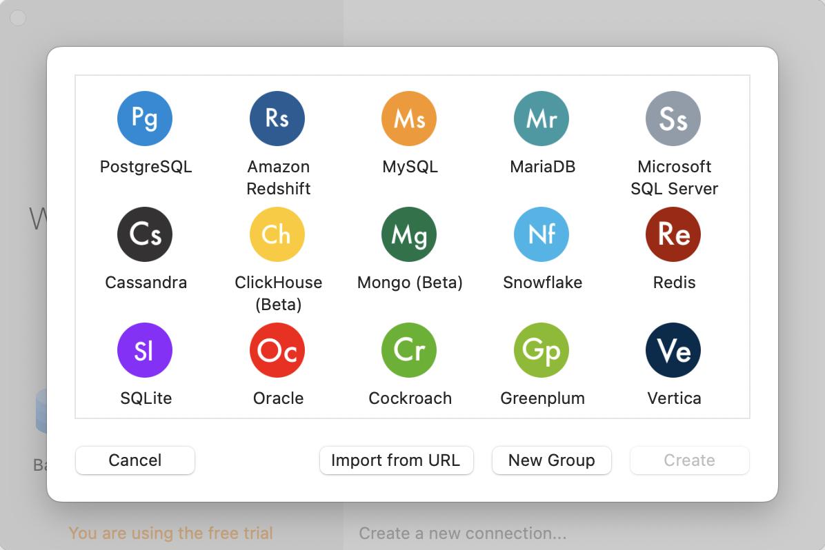 TablePlus | YugaByte DB Docs